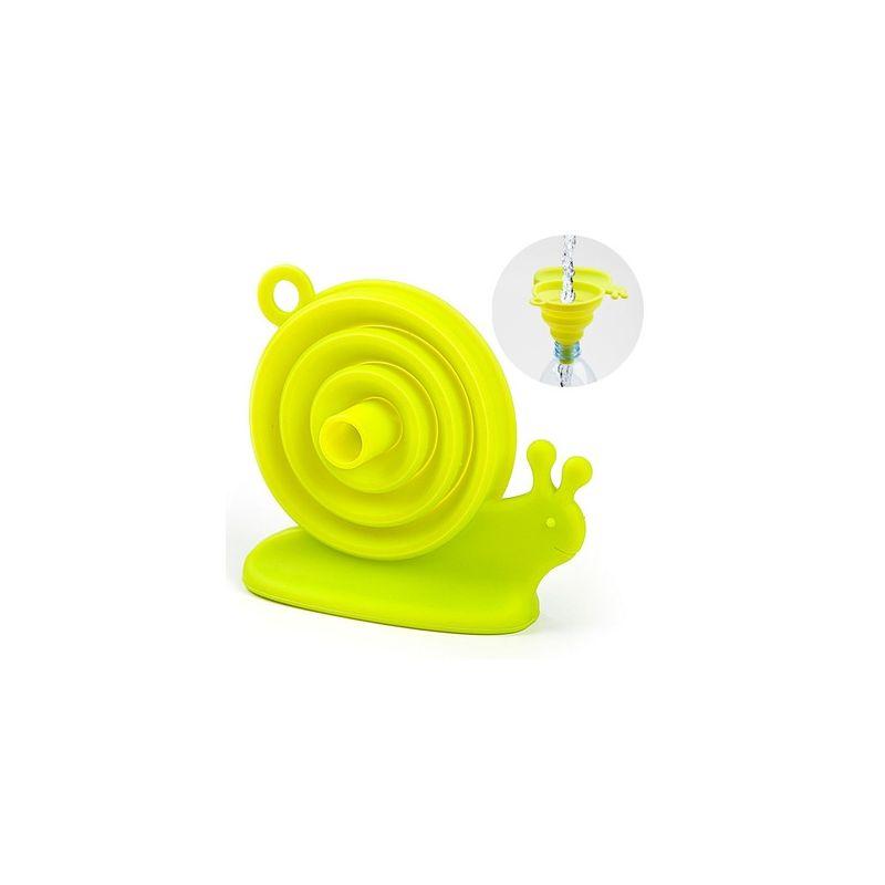 Embudo de silicona Escargot