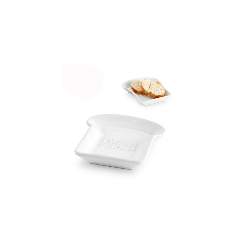 Set de platos para pan Fresh Bread