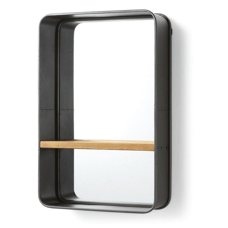 Espejo rectangular Cellini