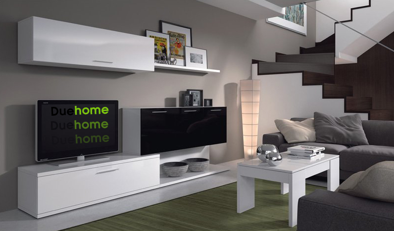 Muebles tv blancos - ShareMedoc