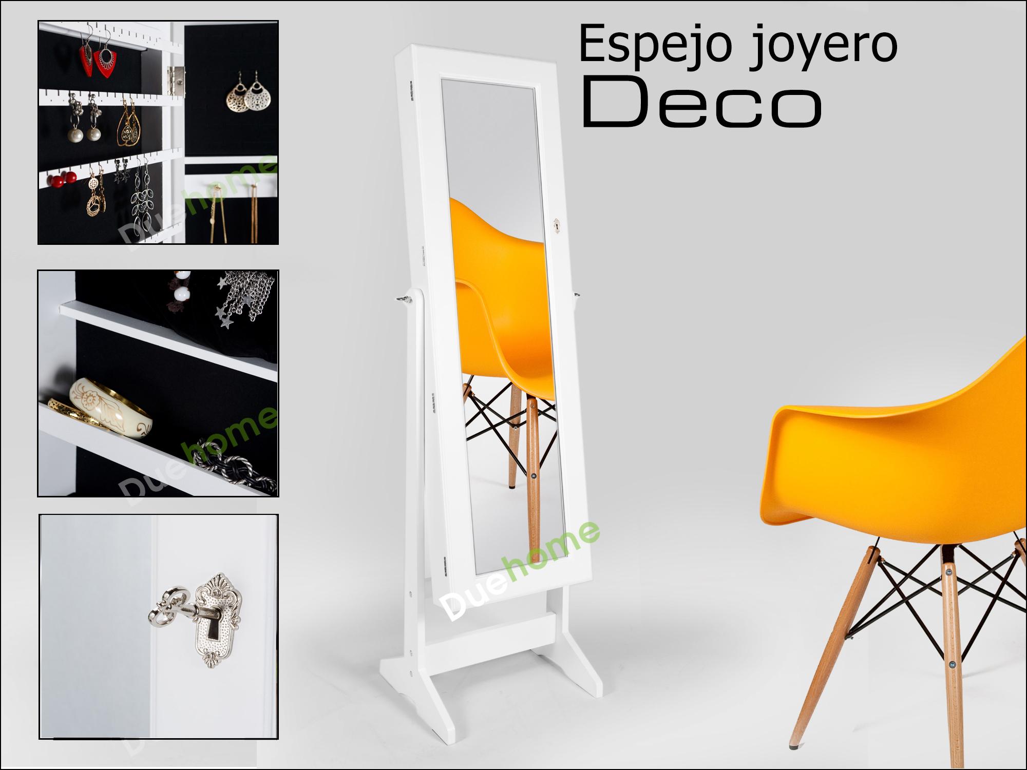 Espejo joyero sharemedoc for Espejo joyero xxl