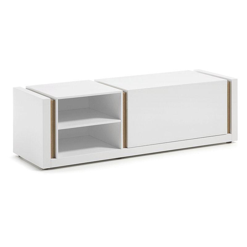 Mueble de TV con puerta Qu
