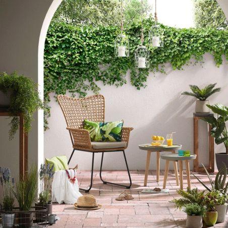 Cojín de exterior Tropical