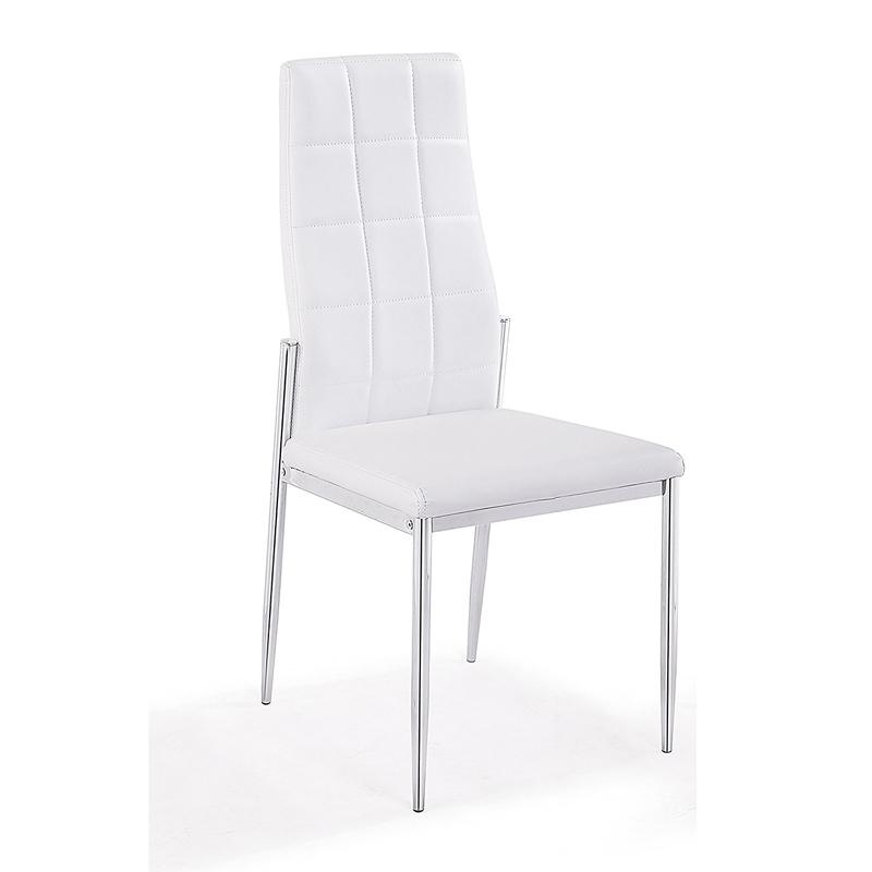silla de comedor milano smil piel