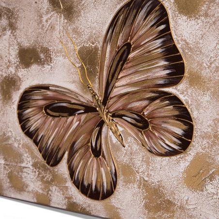 Cuadro artesanal Mariposas