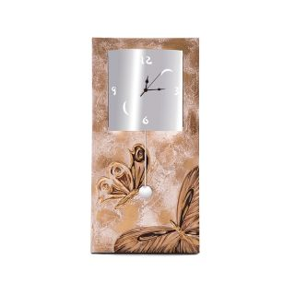 Reloj artesanal Mariposas