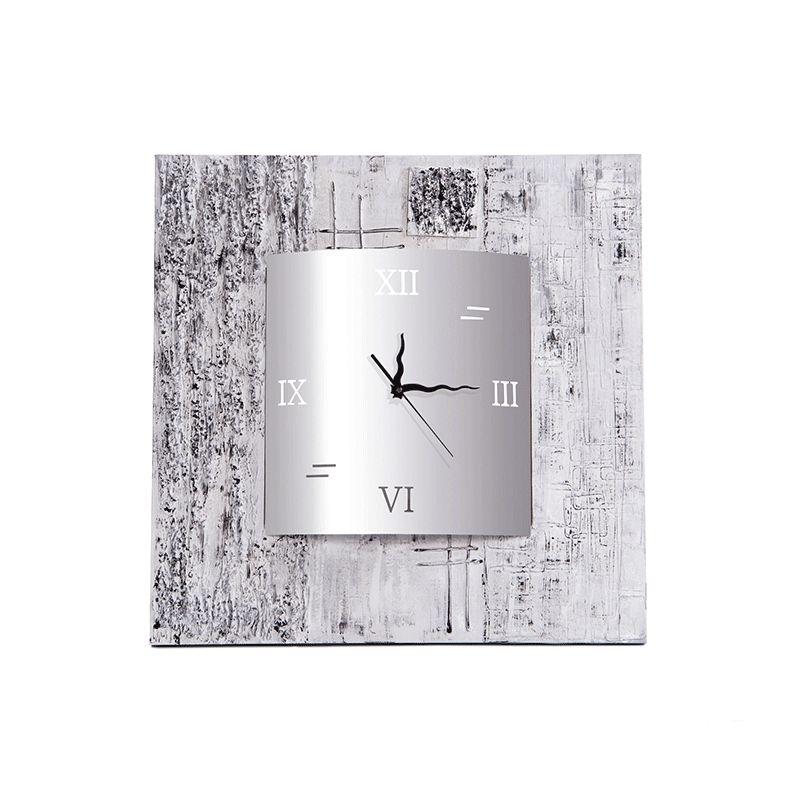 Reloj Silver cuadrado