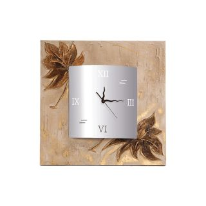 Reloj Nature cuadrado