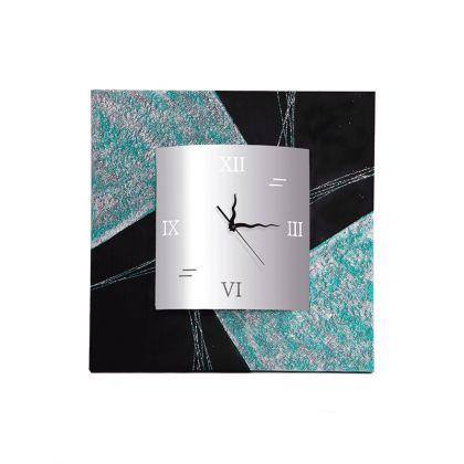 Reloj artesanal Psico cuadrado