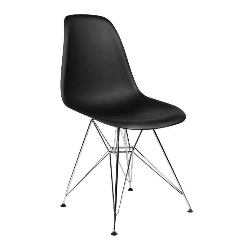 Silla Tower Color Edition negra