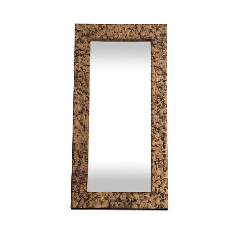 Espejo artesanal Piedra