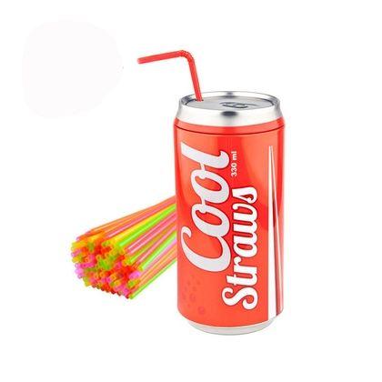 Dispensador de pajitas Cool Straws