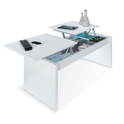 Mesa de centro elevable Side