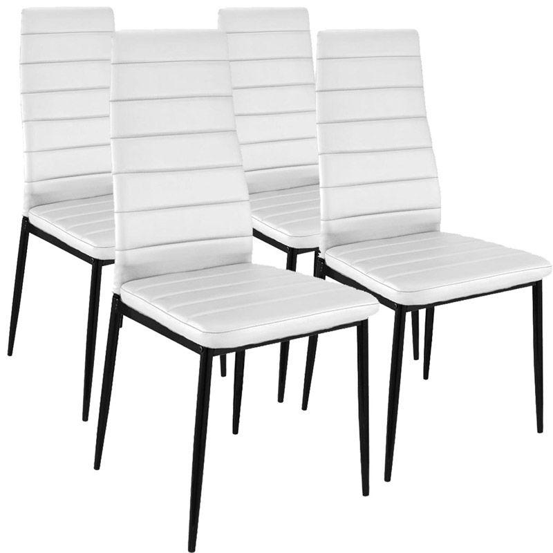 Muebles de sal n comedor set de sillas elena for Set sillas comedor