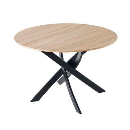 Mesa de comedor circular Zen 100