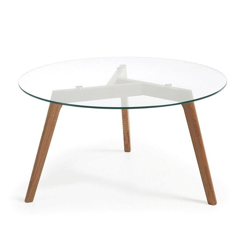 Mesa de centro Kirb cristal