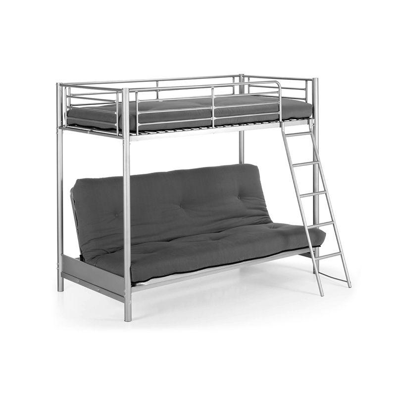 Muebles de dormitorio y sal n comedor litera feroe - Litera sofa cama de matrimonio ...