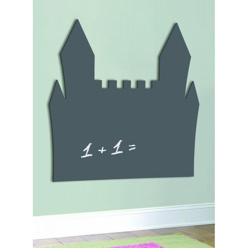 Pizarra infantil castillo