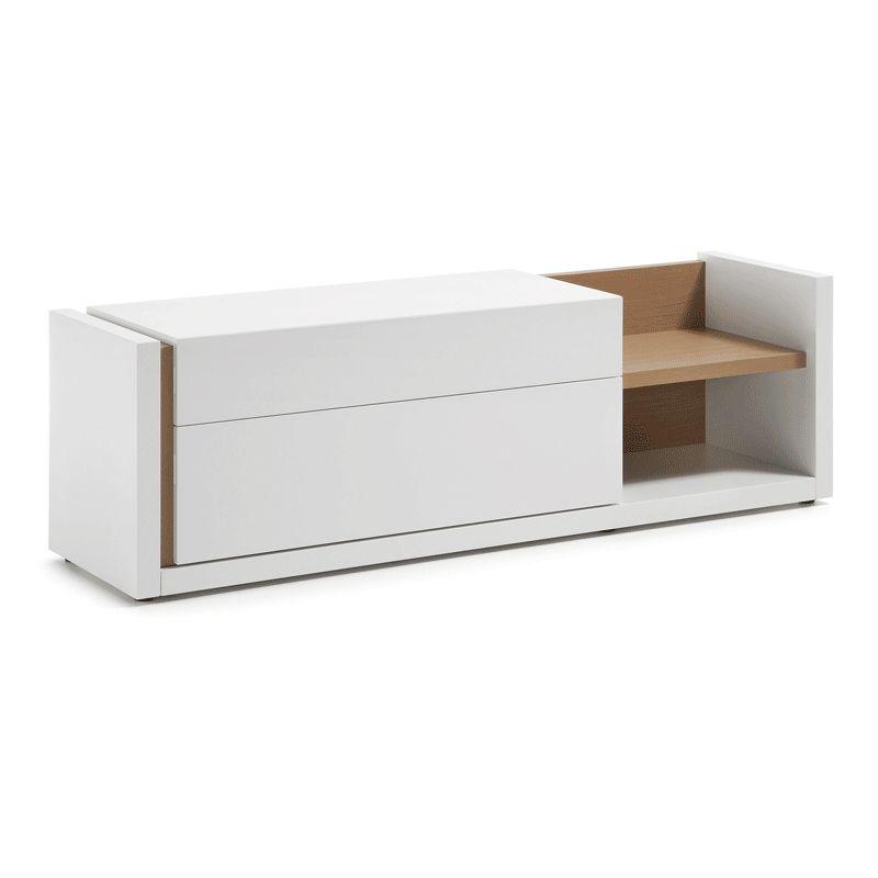 Mueble de TV con cajones Qu