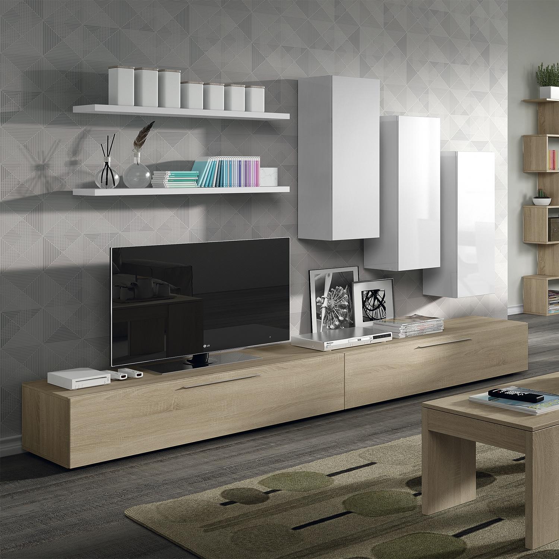 Muebles Para Tv Todos Los Estilos Due Home # Muebles Suspendidos Salon