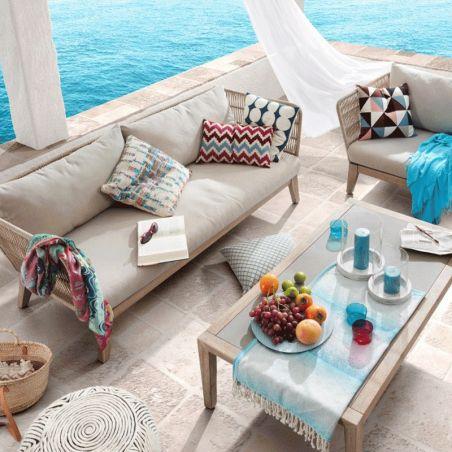 Sofá de exterior Bellano