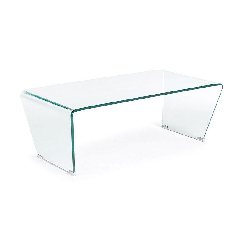 Mesa de cristal Burano