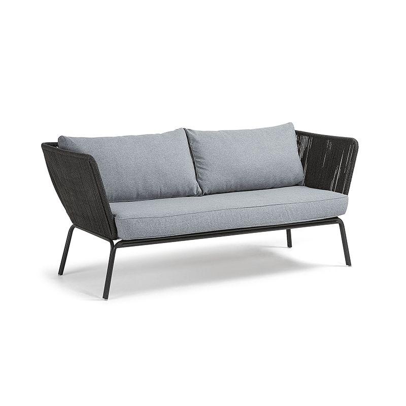 Sofá de exterior Bernon