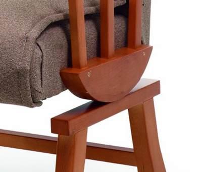 Sill n o balanc n no te conformes con uno el blog de - Sillon balancin madera ...