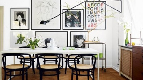ideas para decorar paredes vacas