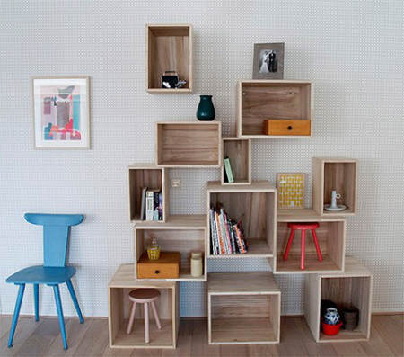Ideas para decorar con cajas recicladas - El Blog de Due-Home | El ...
