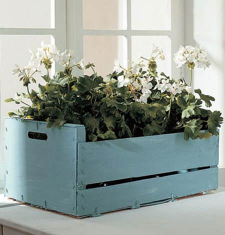 Ideas para decorar con cajas recicladas el blog de due home el blog de due home - Decorar cajas de madera de frutas ...