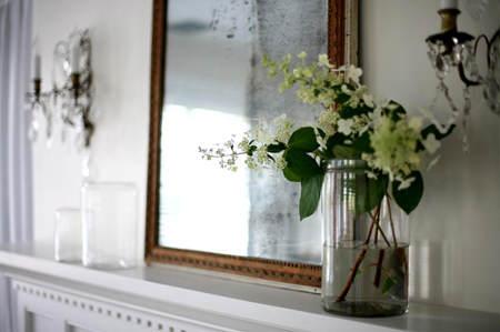 Ideas para decorar chimeneas 1 el blog de due home for Ideas para decorar un espejo grande