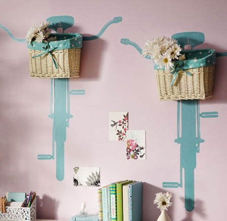 Ideas para decorar cestas de mimbre el blog de due home - Ideas para decorar despacho abogados ...