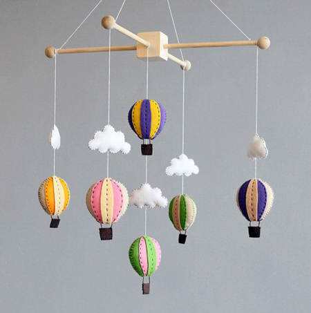 Moviles de primavera imagui for Baby boy mobile ideas