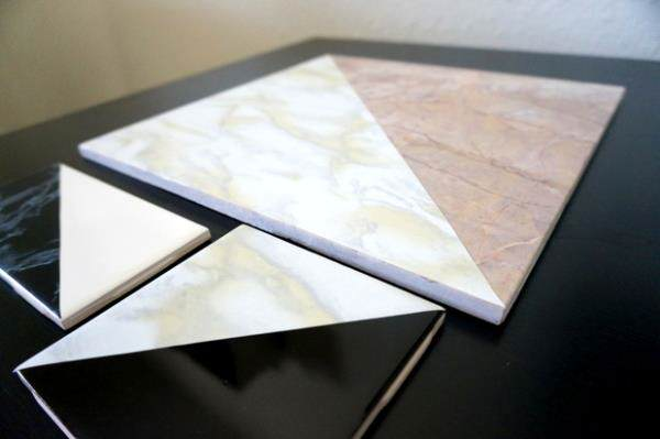 62629__Geometric-marble-tile-DIY-project