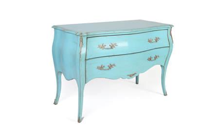 Como Pintar Un Mueble En Blanco.Tutorial Diy Como Envejecer Muebles Con Pintura El Blog De Due