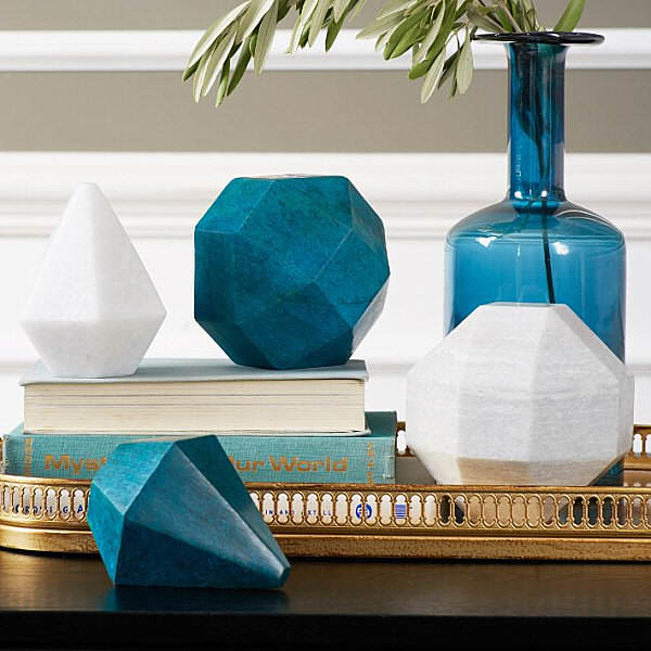 Exquisite-Marble-Geometric-Objects-Blue-and-White-Glass-Bottle-Vase