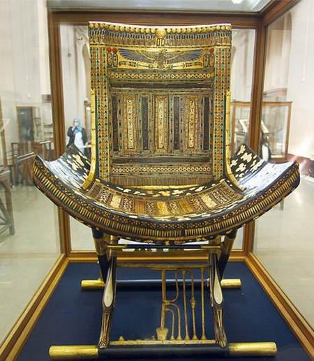 Historia del mueble: el antiguo Egipto (2) - El Blog de Due-Home ...