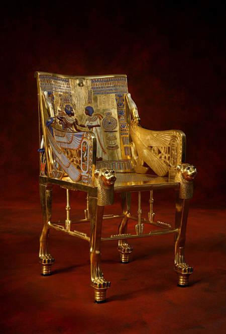 trono_tutankamon