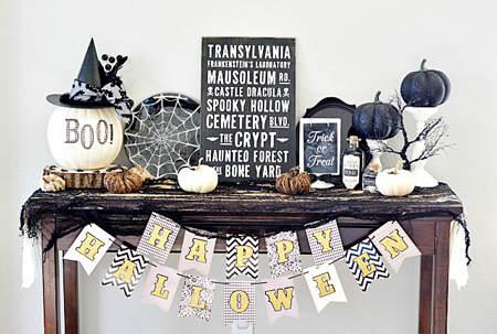 Los mejores adornos de halloween el blog de due home el blog de due home - Los mejores blogs de decoracion ...