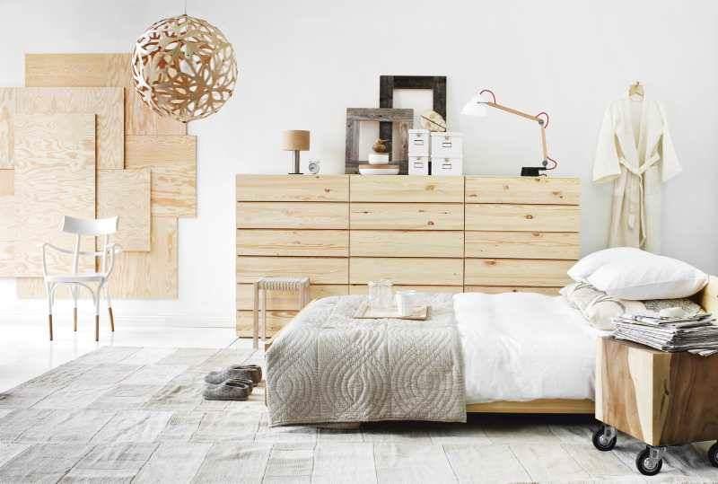 Es tendencia en decoración: madera sin tratar - El Blog de Due-Home ...