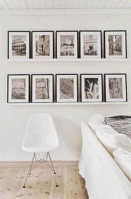 5 cosas bonitas que puedes hacer con marcos para decorar - Marcos para laminas grandes ...