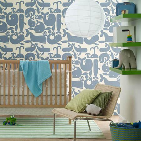 Ideas para decorar una nursery con animales - El Blog de Due-Home ...