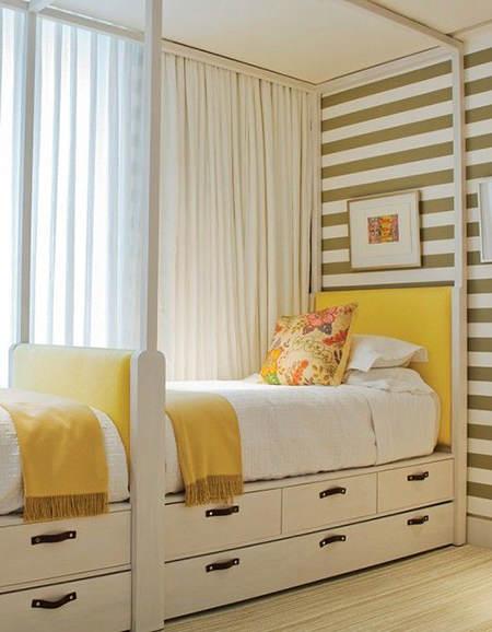 Súper Ideas Deco Para Habitaciones Infantiles Pequeñas El