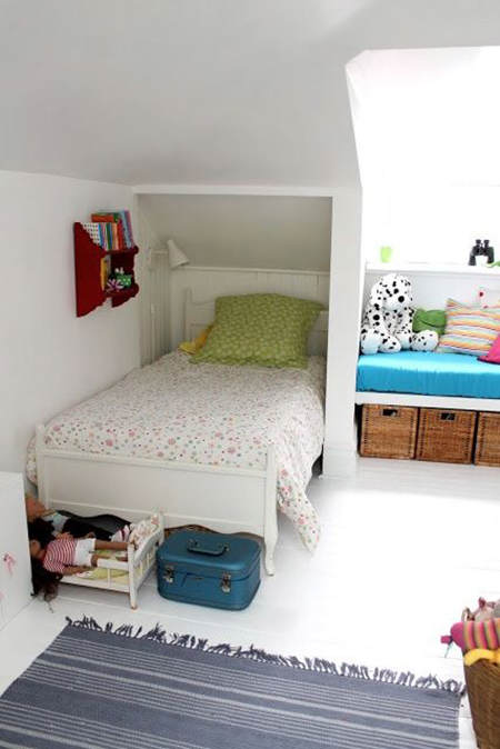 S per ideas deco para habitaciones infantiles peque as el blog de due home el blog de due home - Habitaciones pequenas ninos ...
