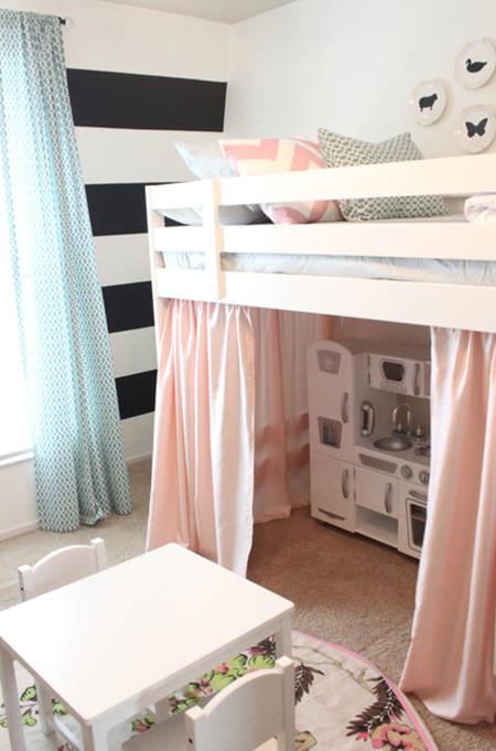 Súper Ideas Deco Para Habitaciones Infantiles Pequeñas El Blog De