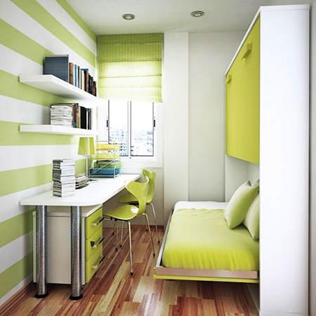 S per ideas deco para habitaciones infantiles peque as - Habitaciones pintadas infantiles ...
