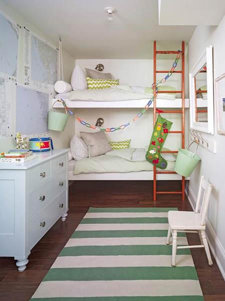 S per ideas deco para habitaciones infantiles peque as - Muebles infantiles para habitaciones pequenas ...
