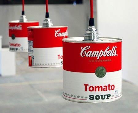 lamparas-latas-recicladas