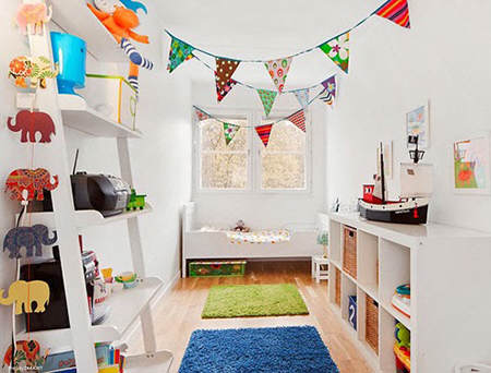 s per ideas deco para habitaciones infantiles peque as